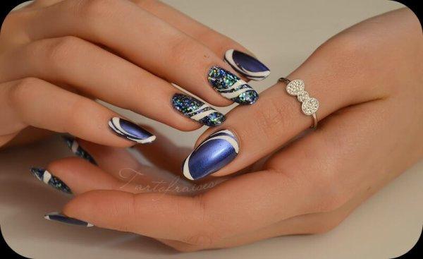 Nail art facile pour d butant blog de tartofraise3 - Nail art debutant ...